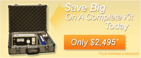 Save big on a complete kit today, only $2,295
